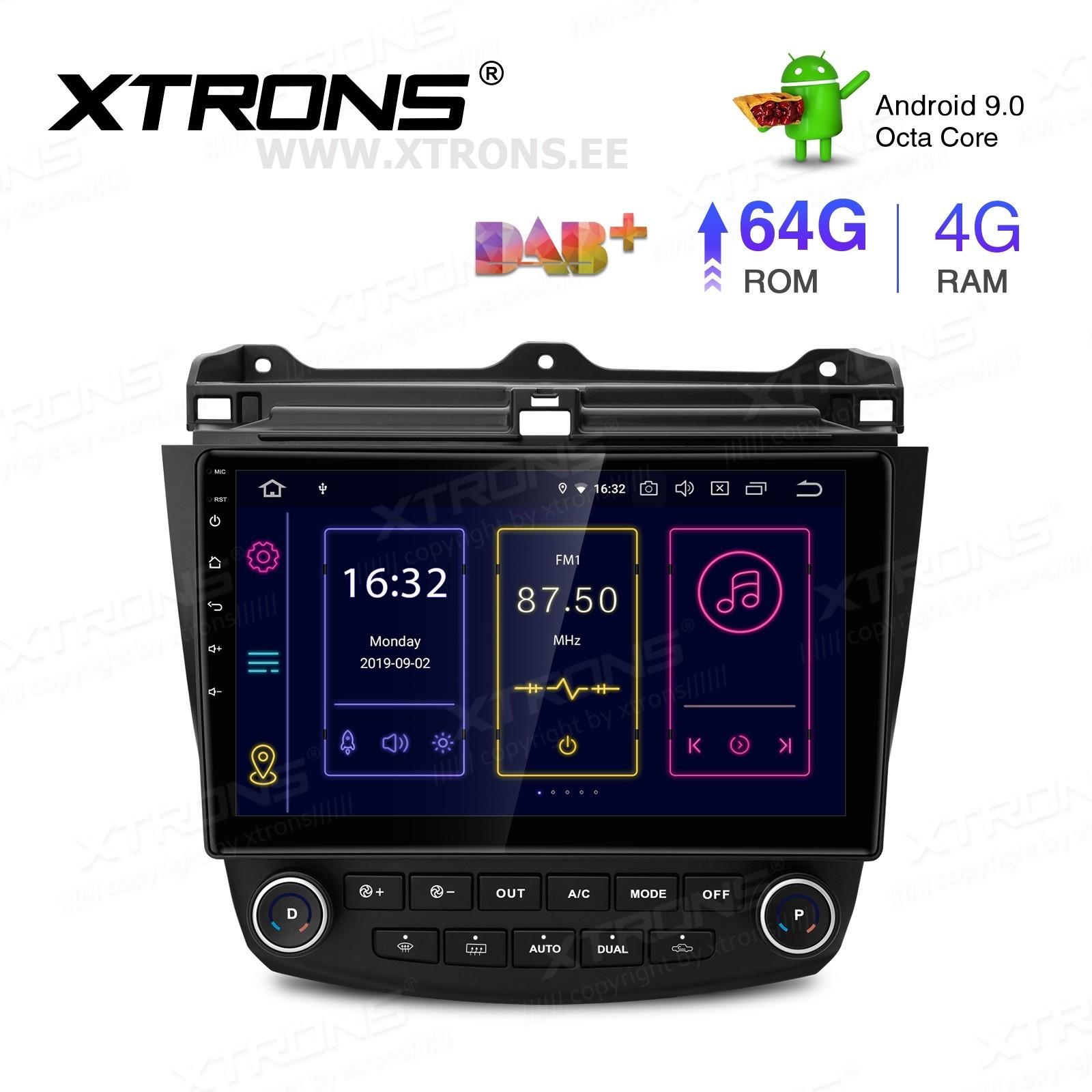 XTRONS IB19ACHPL_L