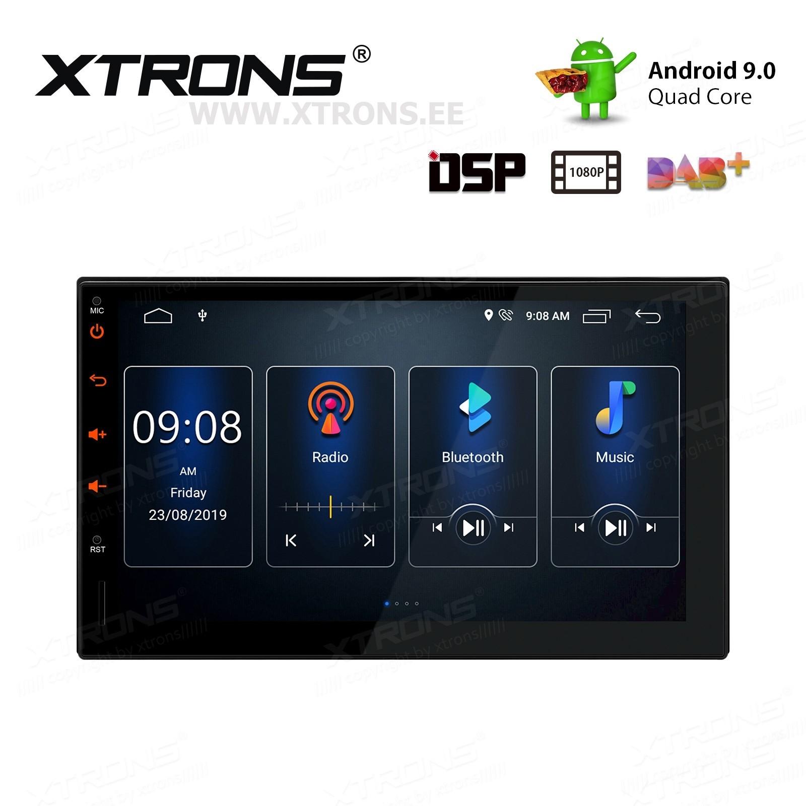 XTRONS TSD709L