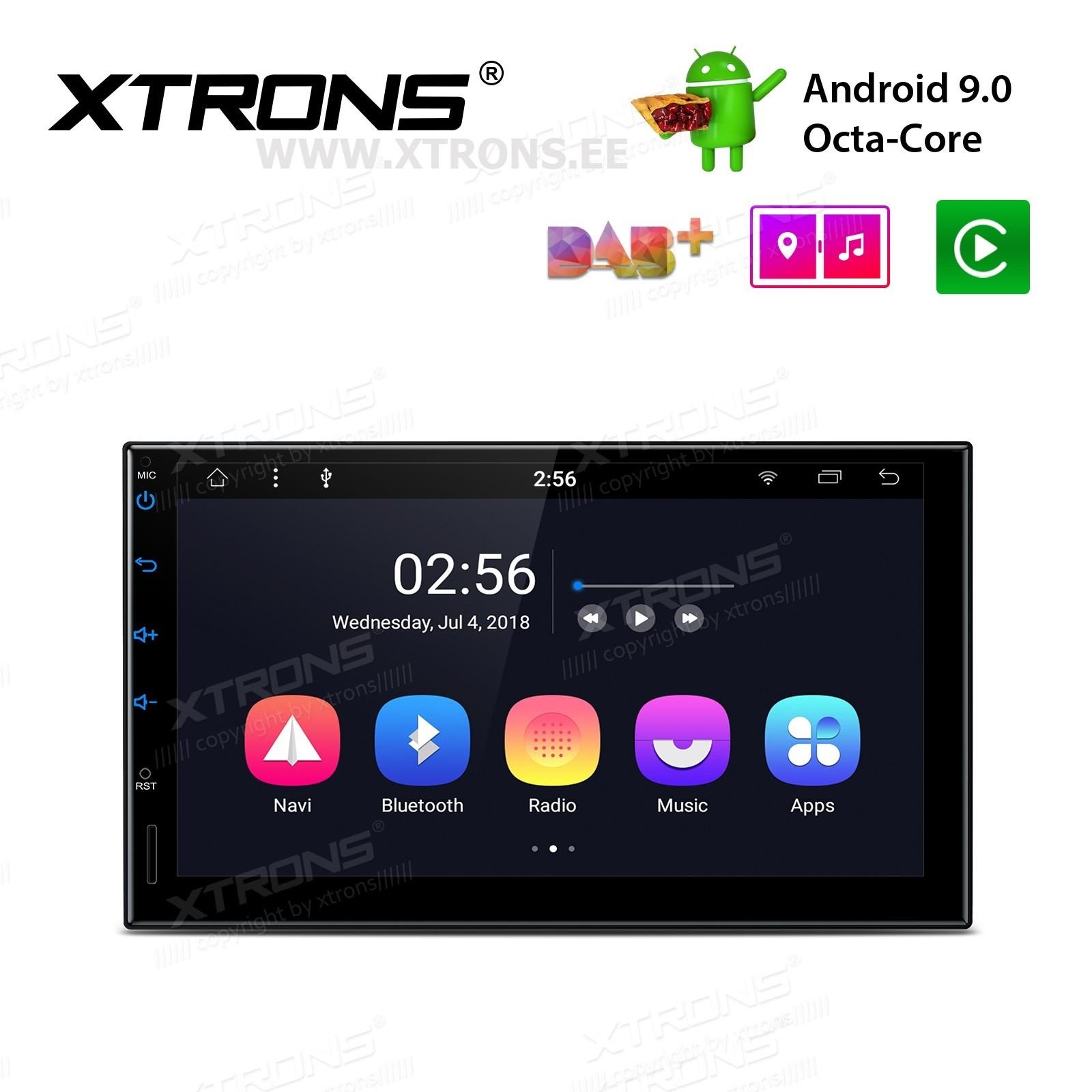 XTRONS TM709L