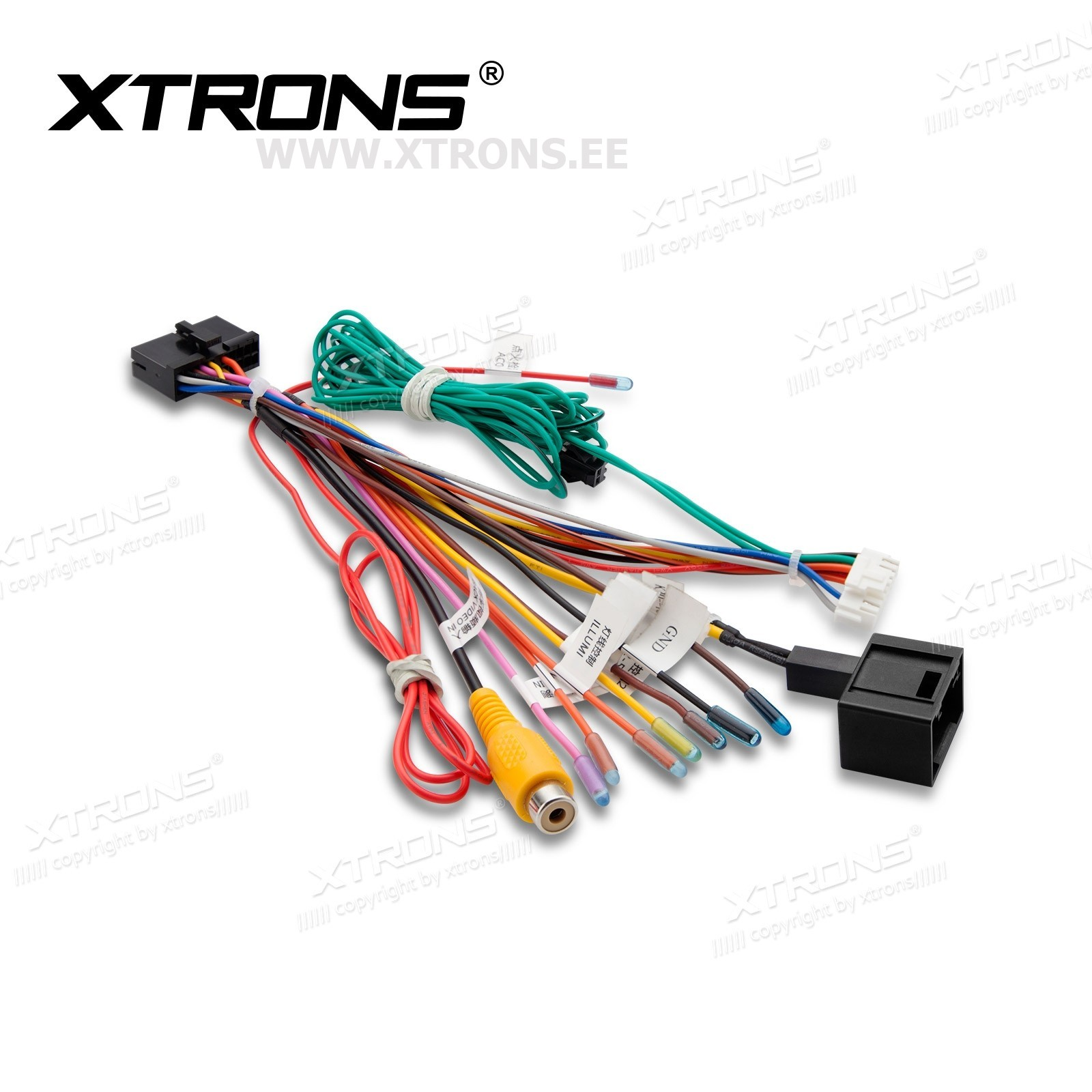 XTRONS AK/PA77M211/PWRC