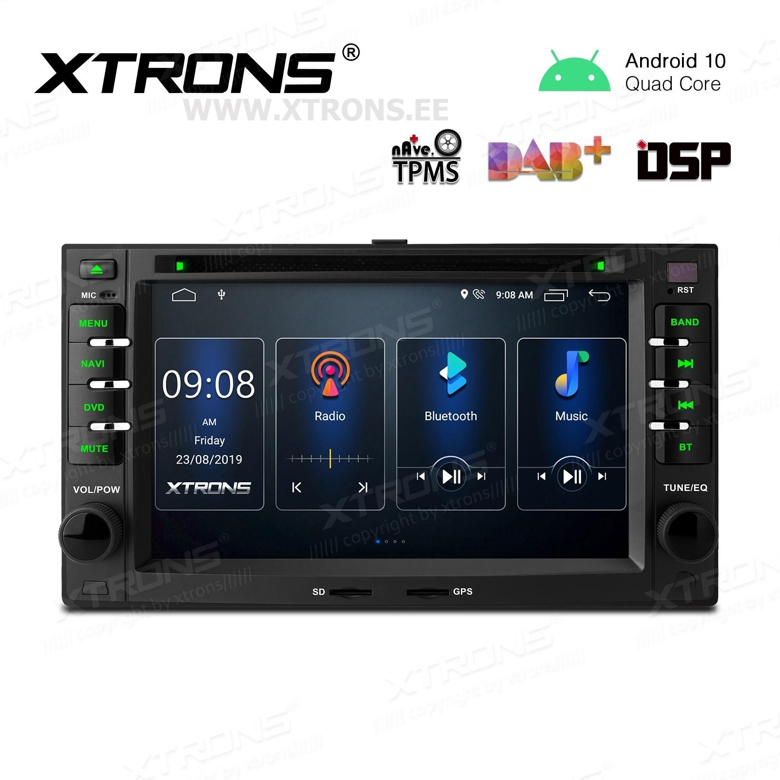XTRONS PSD60UNK