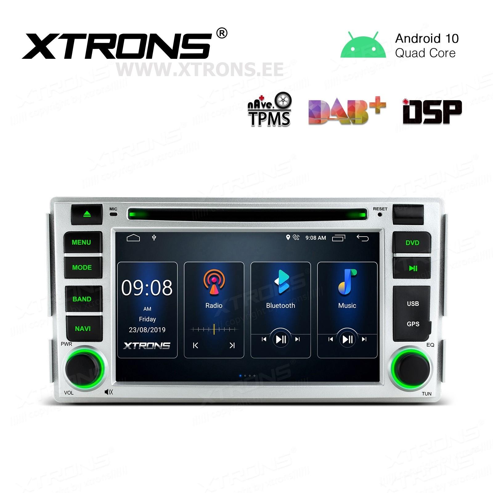 XTRONS PSD60SFHX
