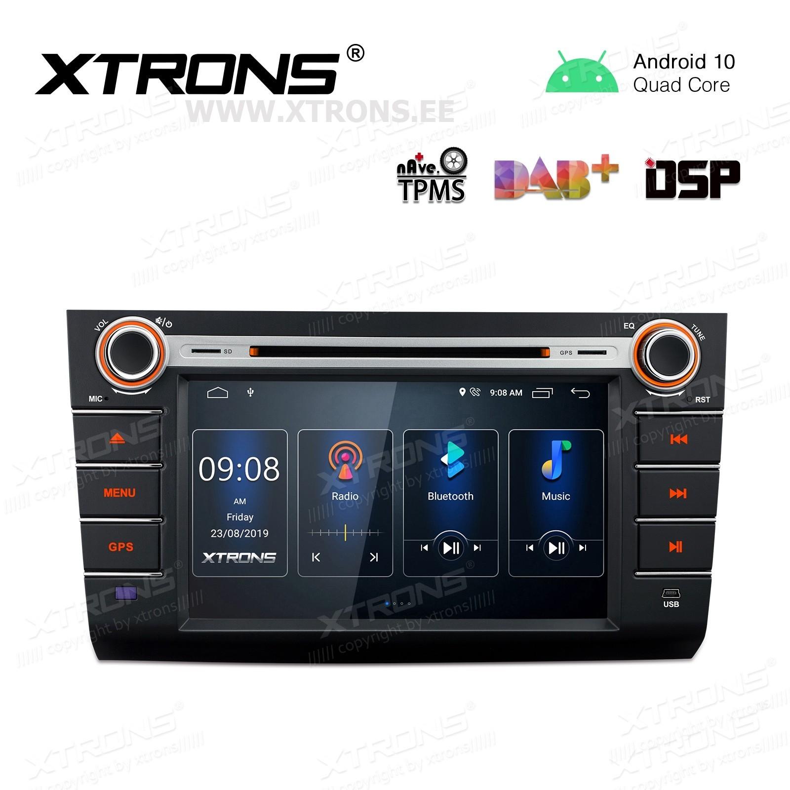 XTRONS PSD80SZK