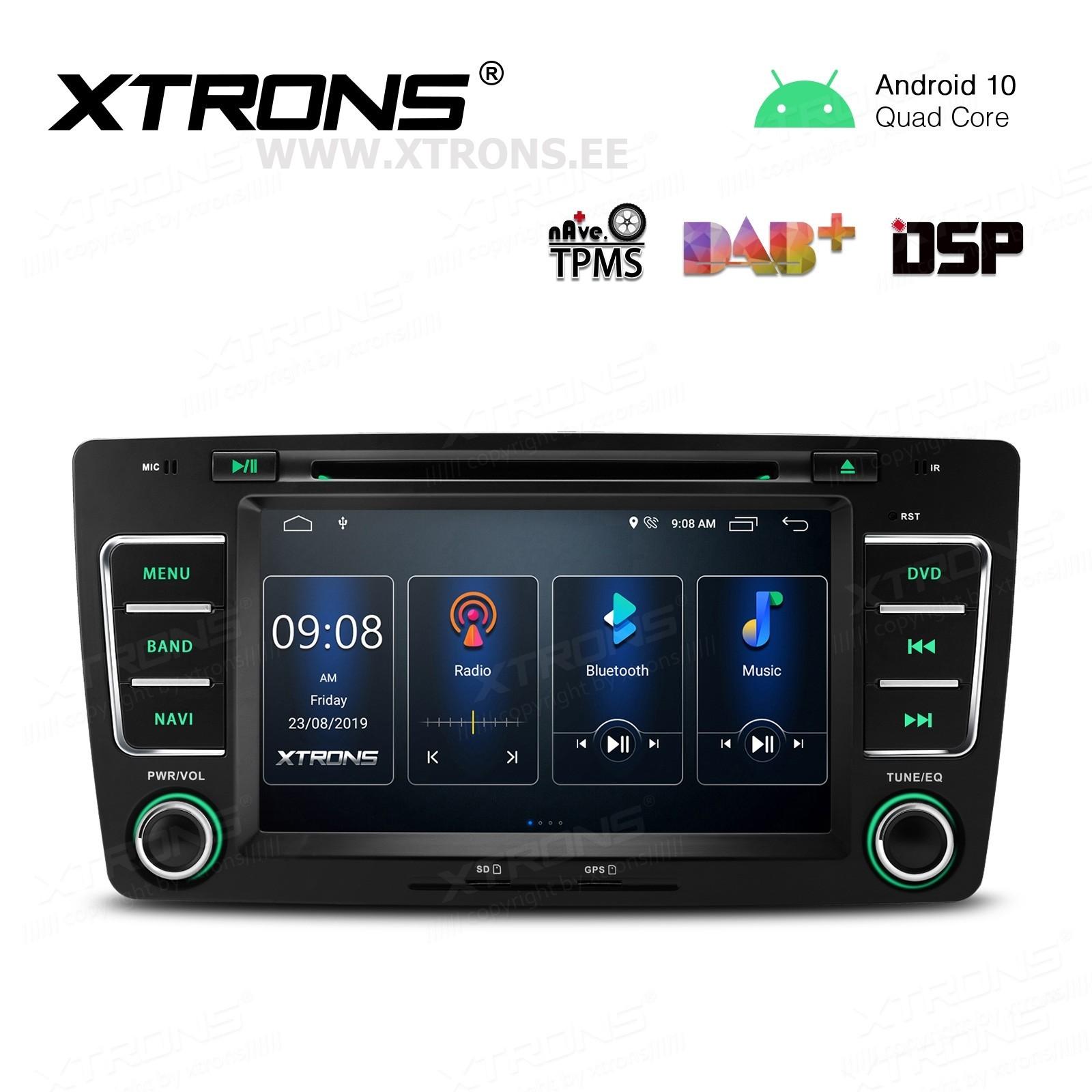 XTRONS PSD70CTS