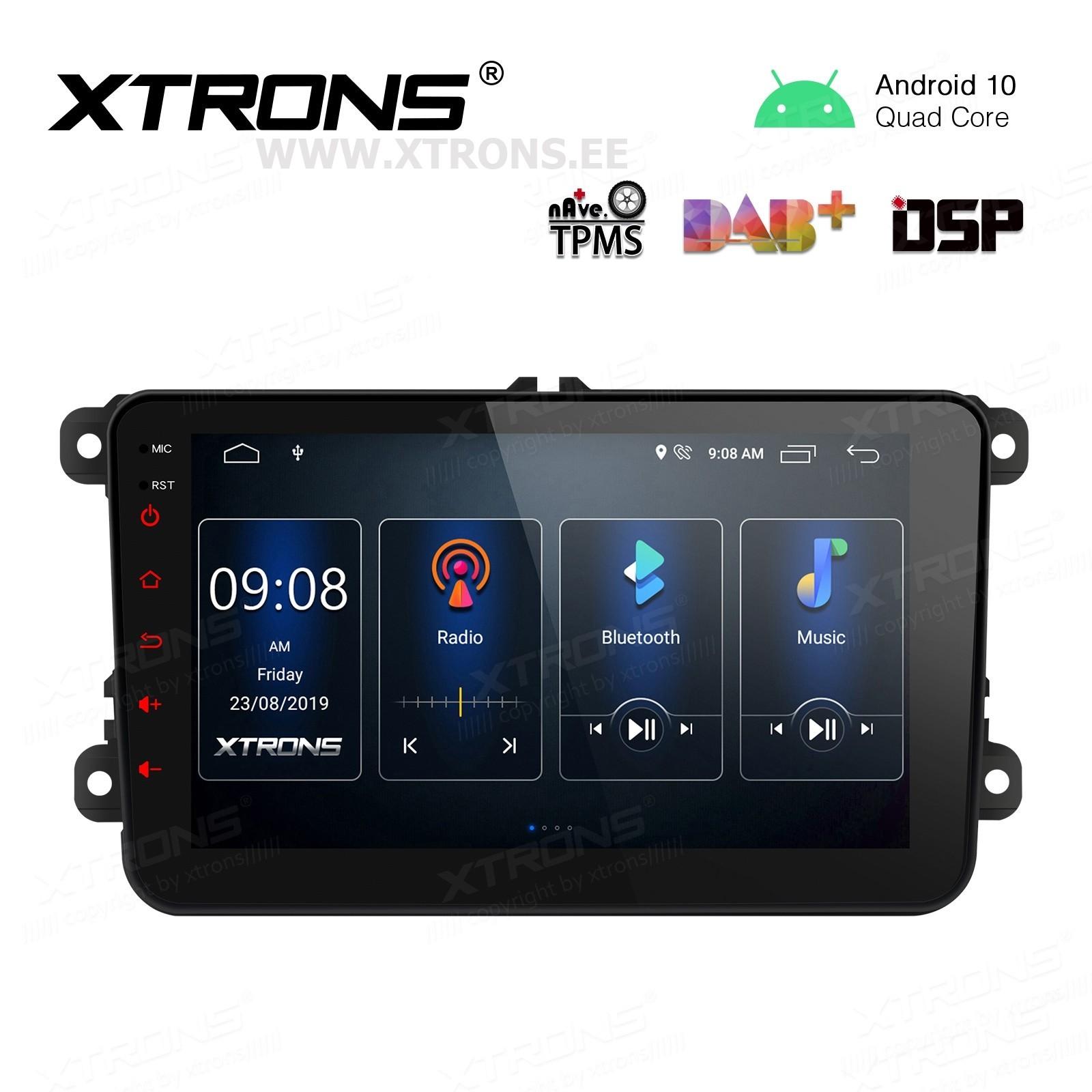 XTRONS PSD80MTVL