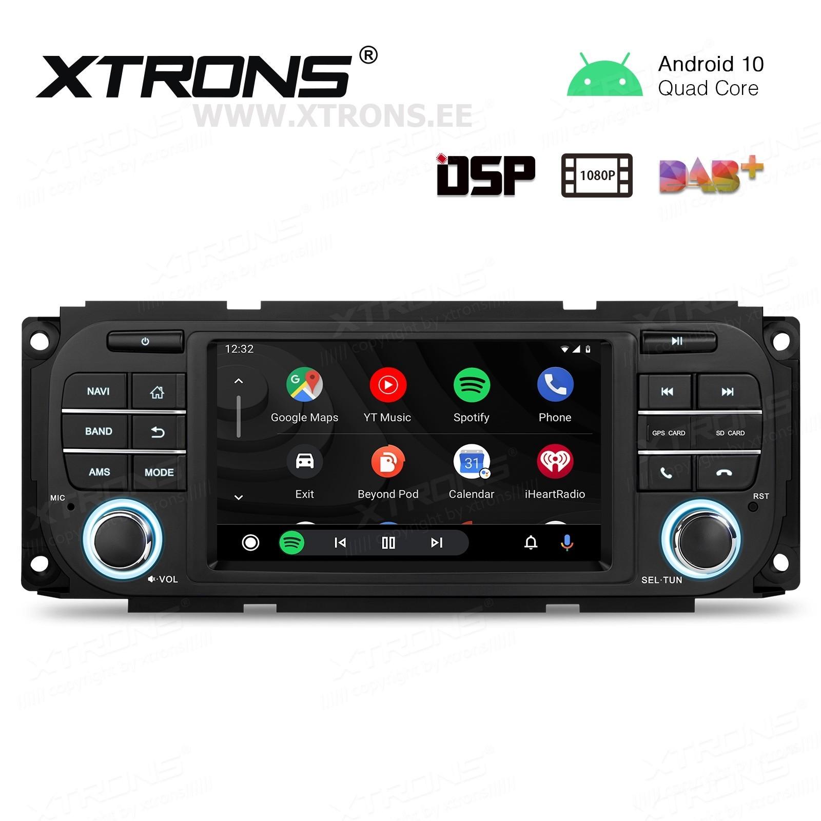 XTRONS PSD50WRJL