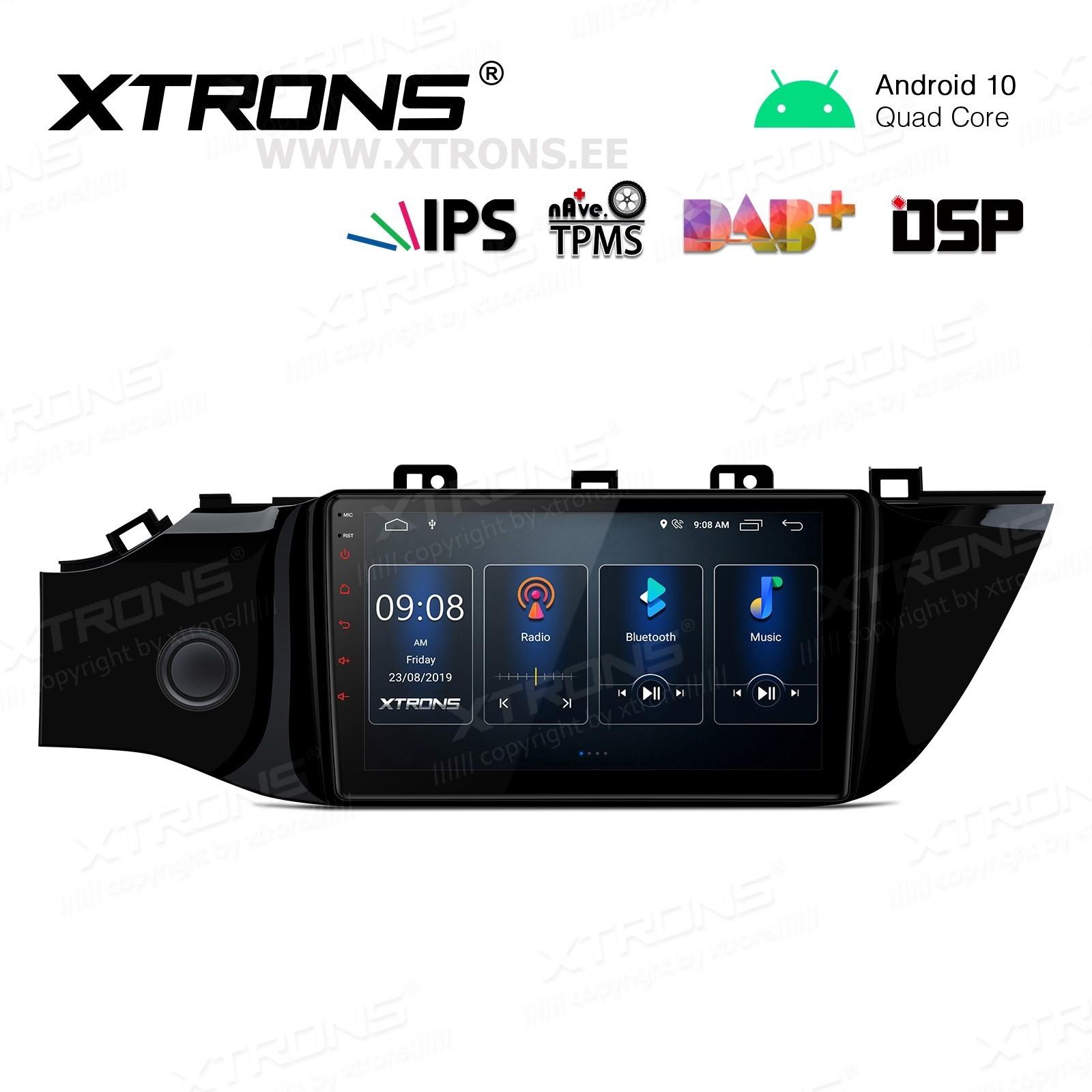 XTRONS PST90RO4K_L