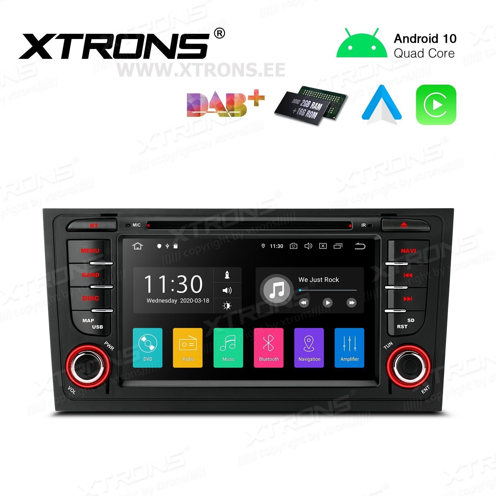XTRONS PA70AA6