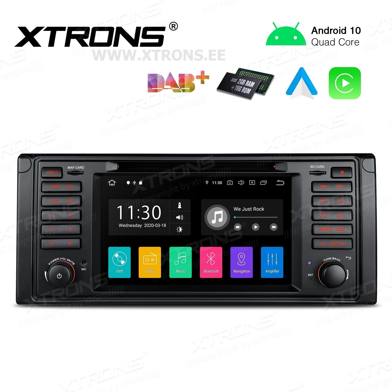 XTRONS PA7039B