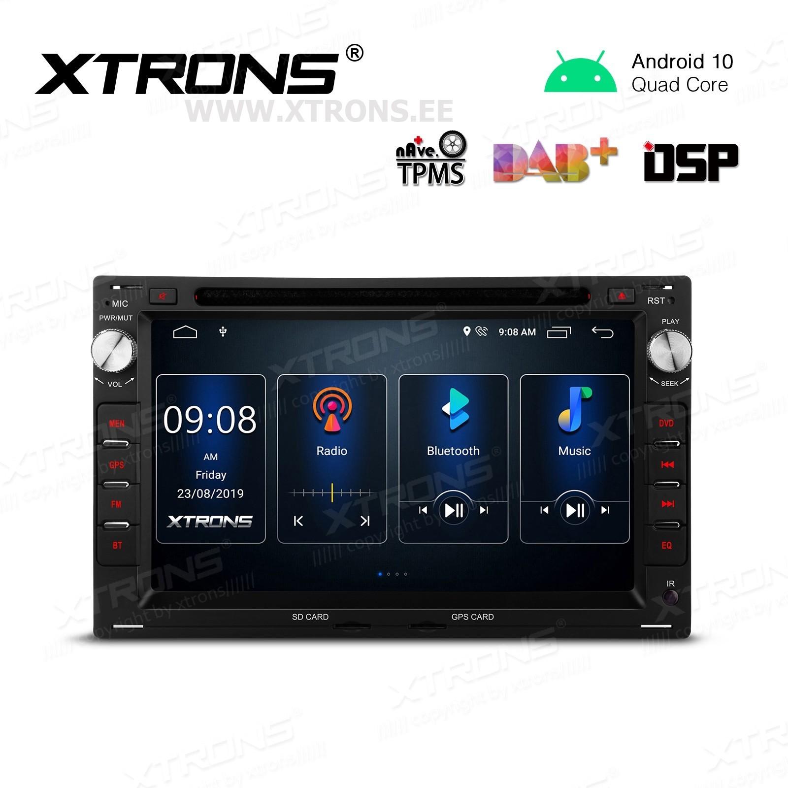 XTRONS PSD70MTW