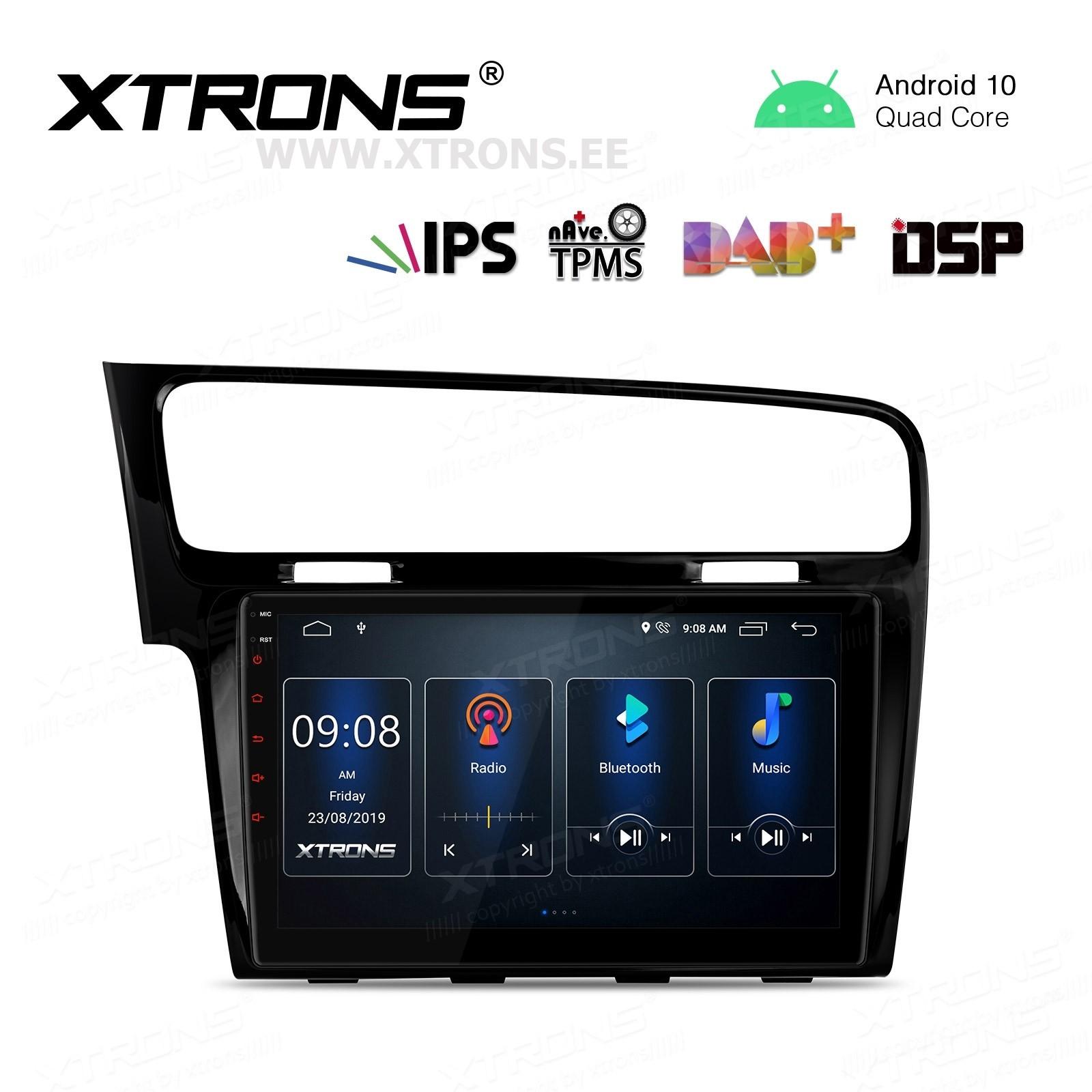 XTRONS PST10GFV-LB
