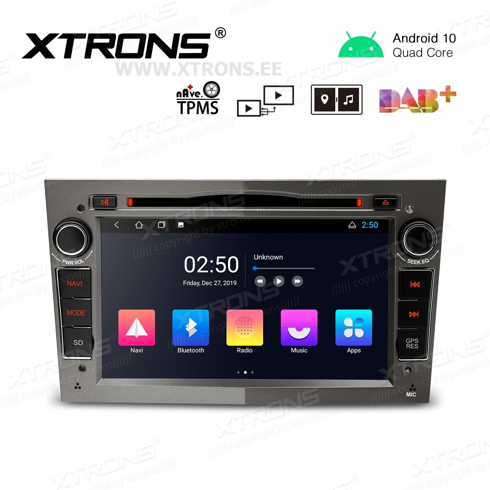 XTRONS PC70VXV-G