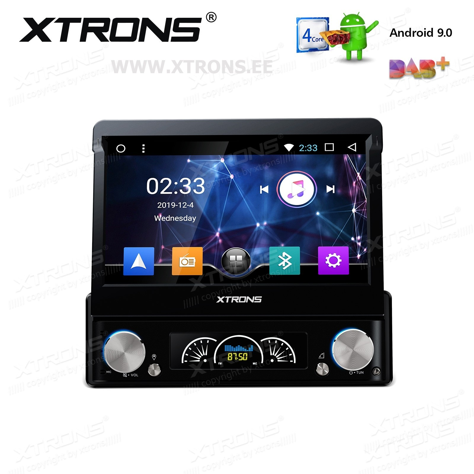 XTRONS D739AS