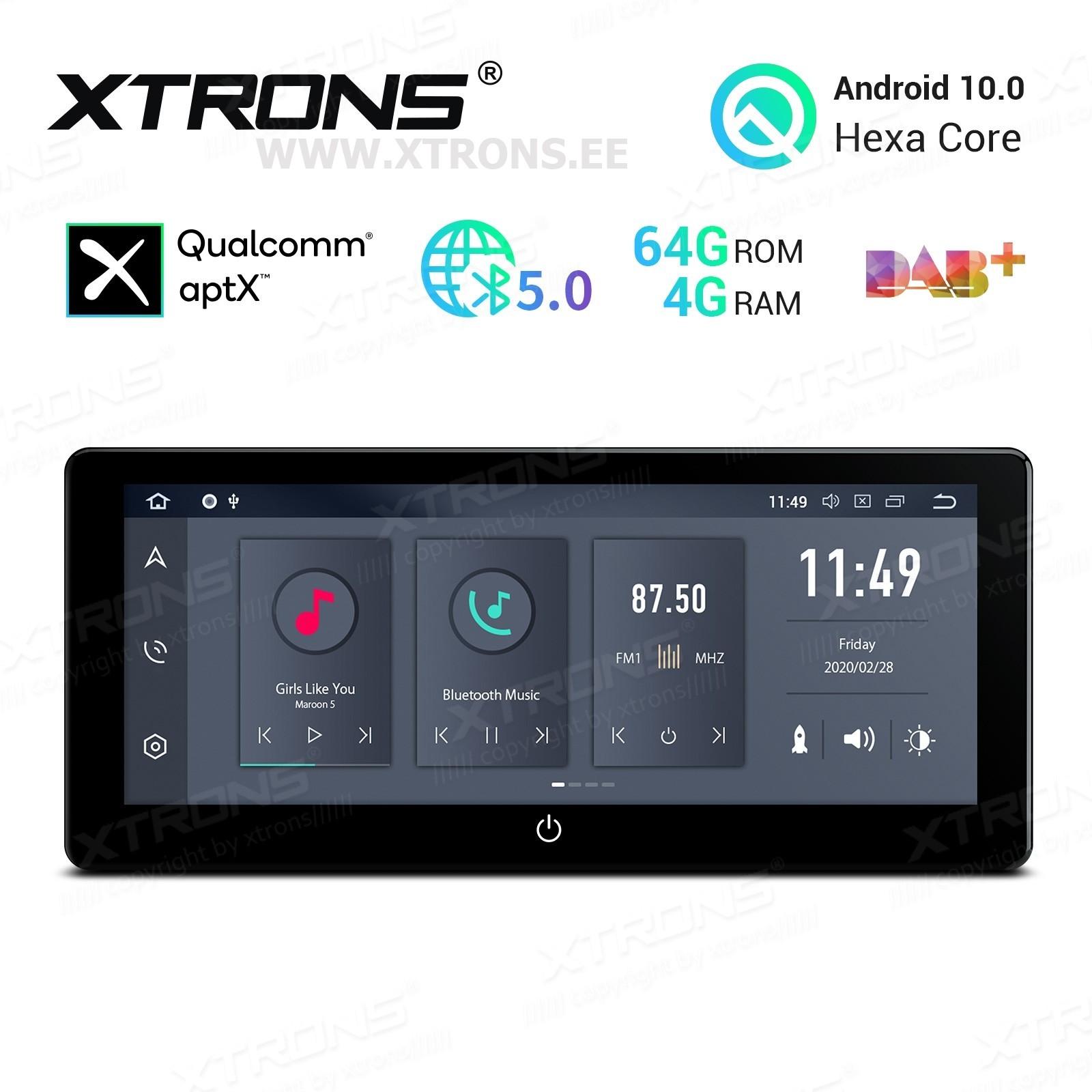 XTRONS TQ125L