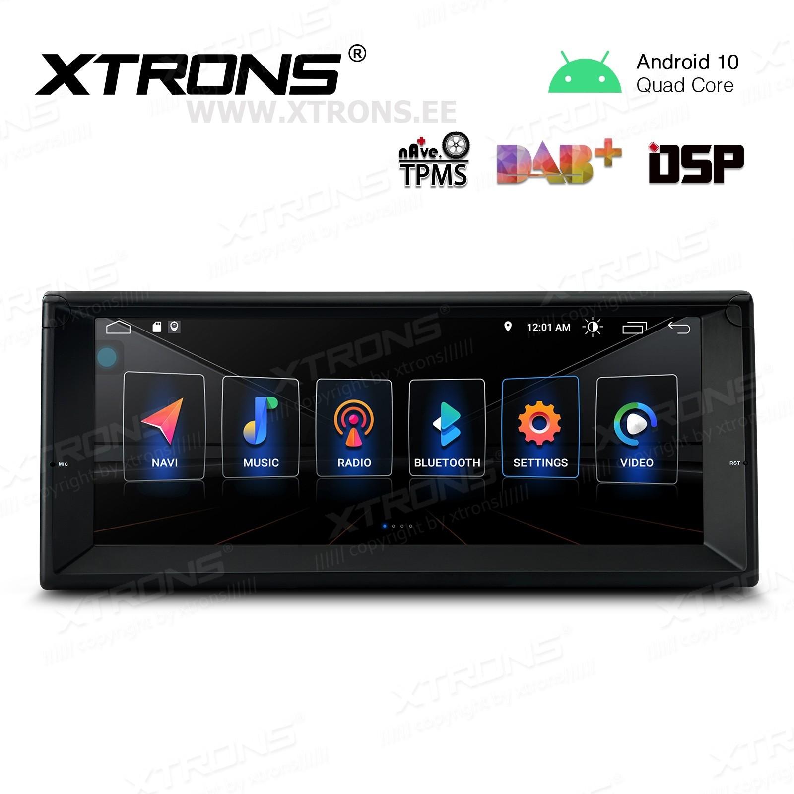 XTRONS PSD1039BL