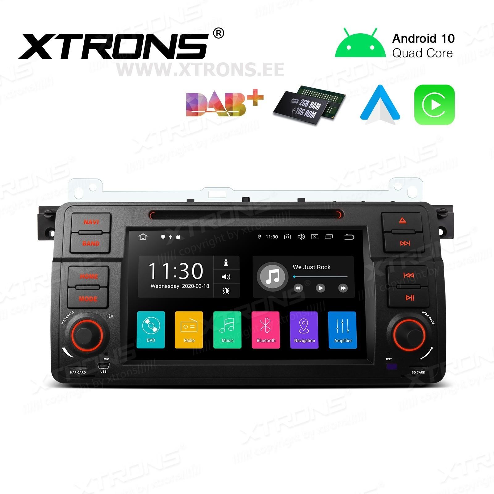 XTRONS PA7046B