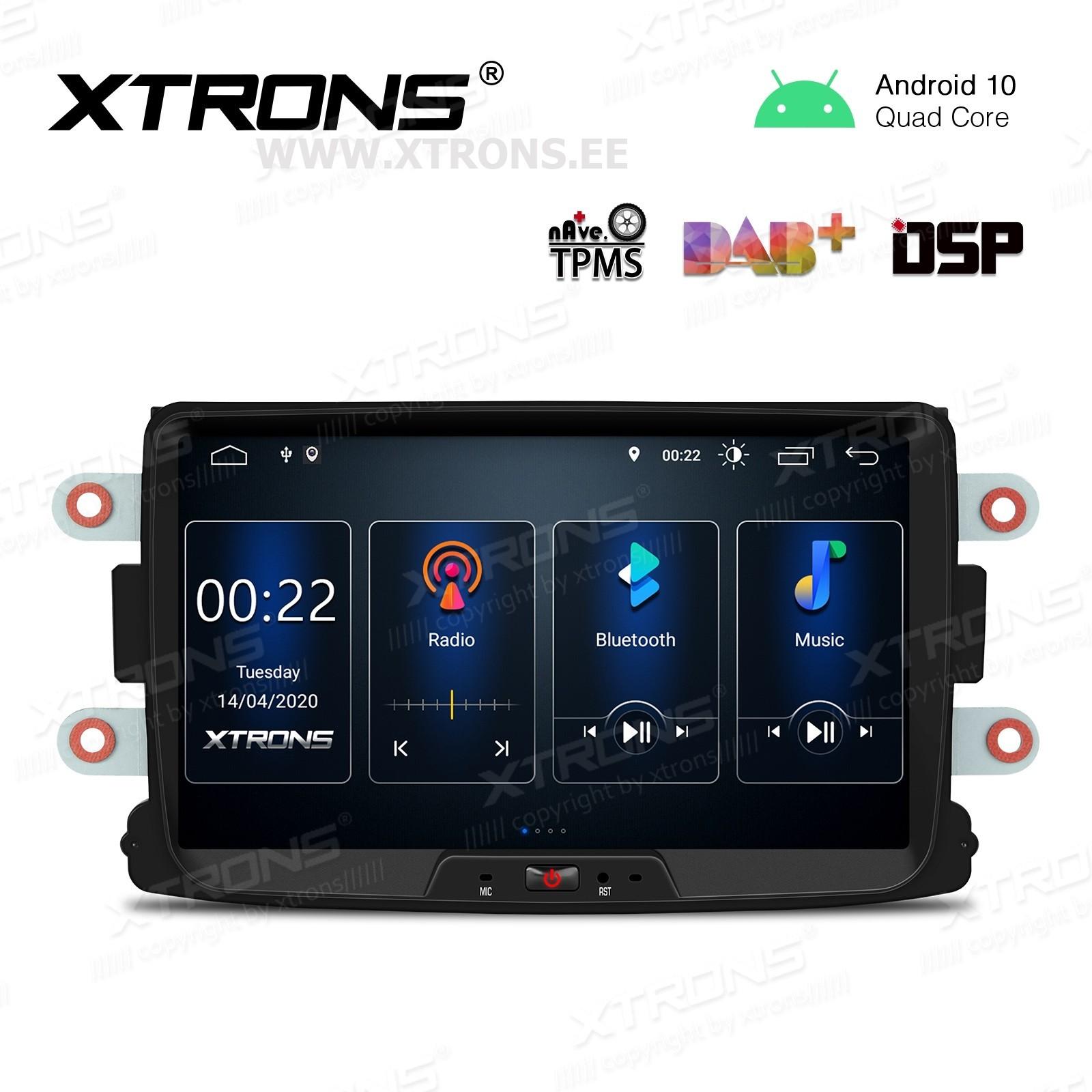 XTRONS PSD80DCRL