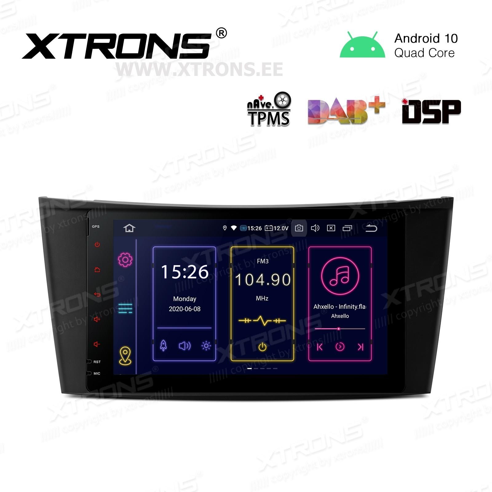 XTRONS IB80M211EL