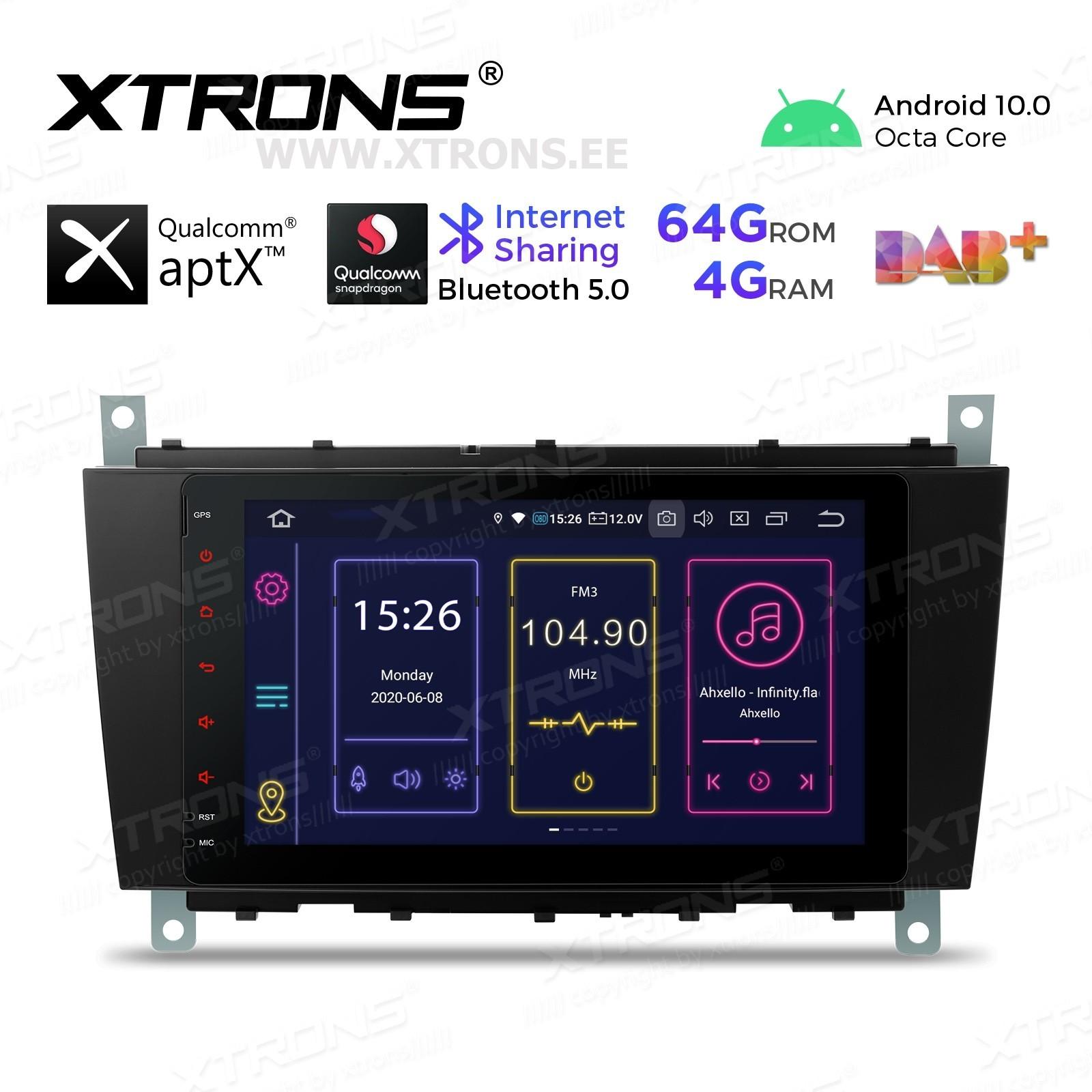 XTRONS IB80M209L