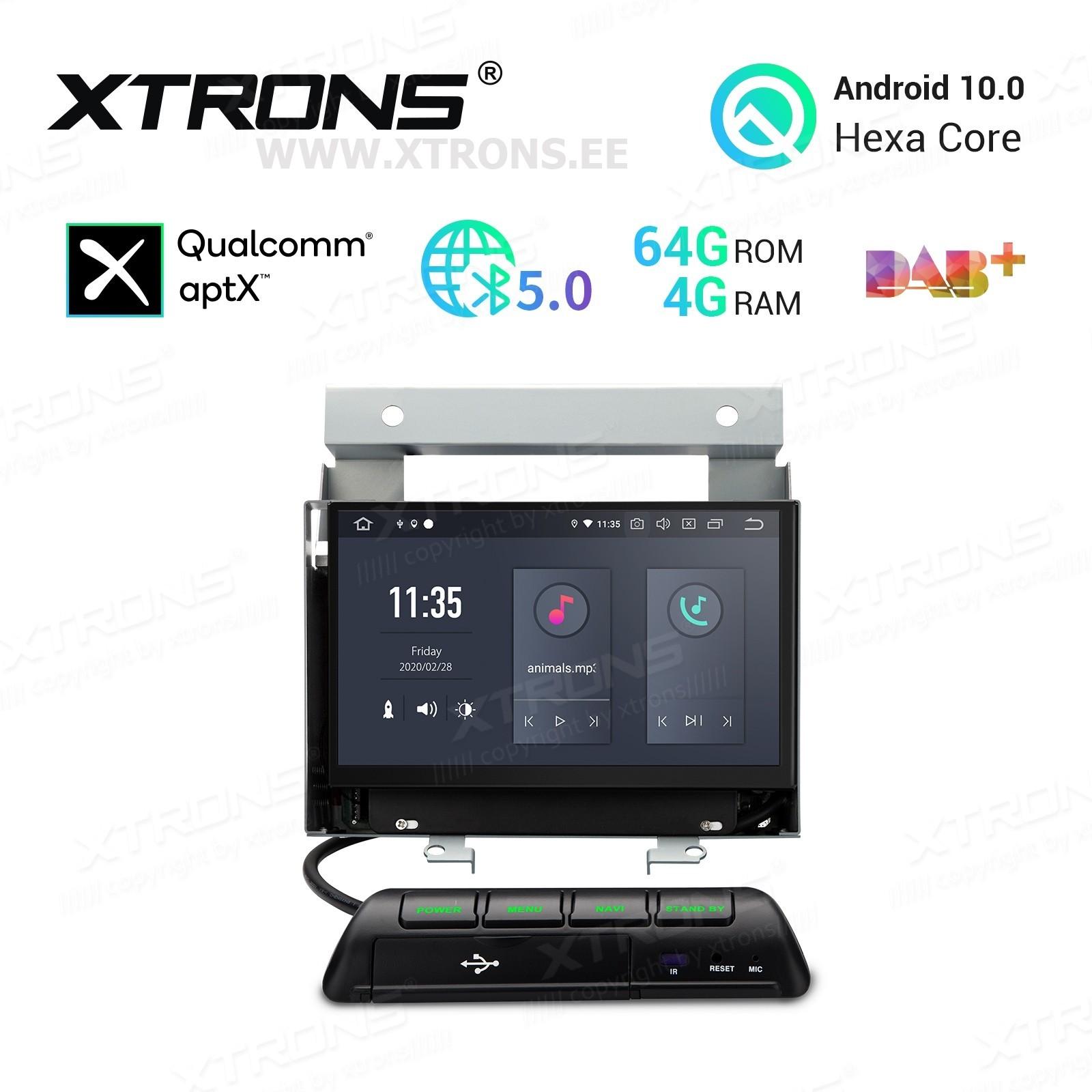 XTRONS PQ70DLRL