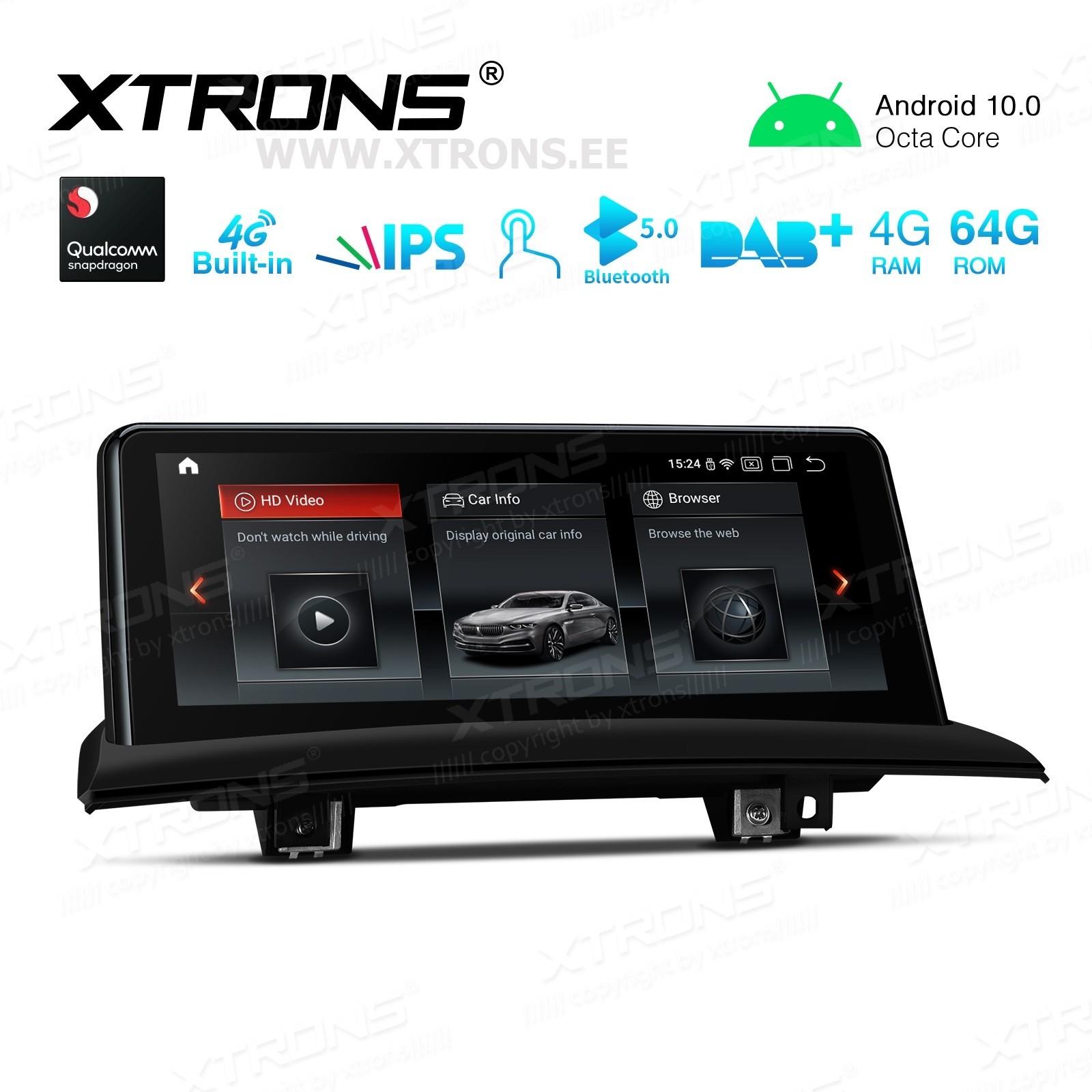 XTRONS QB10X3UN