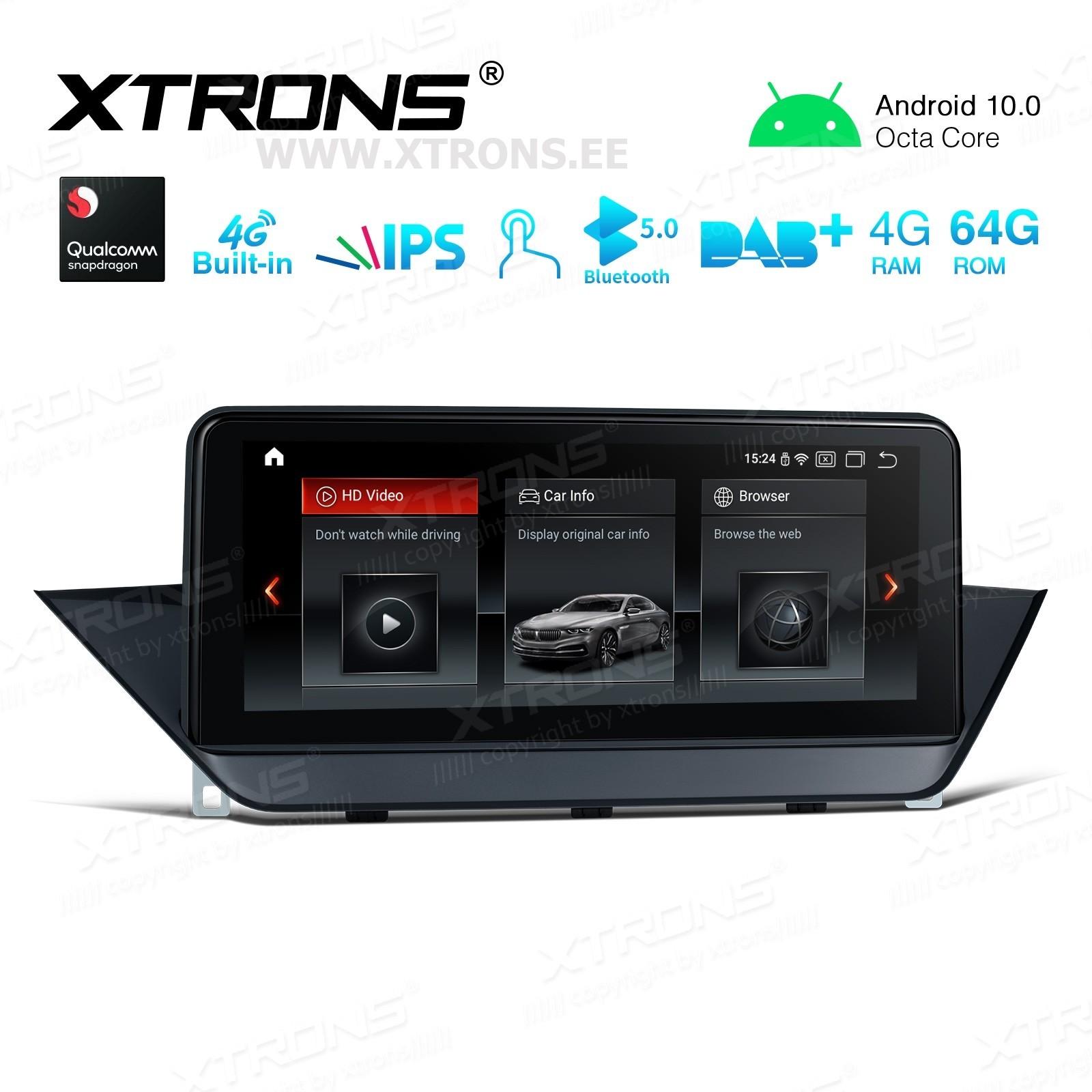 XTRONS QB10X1CI