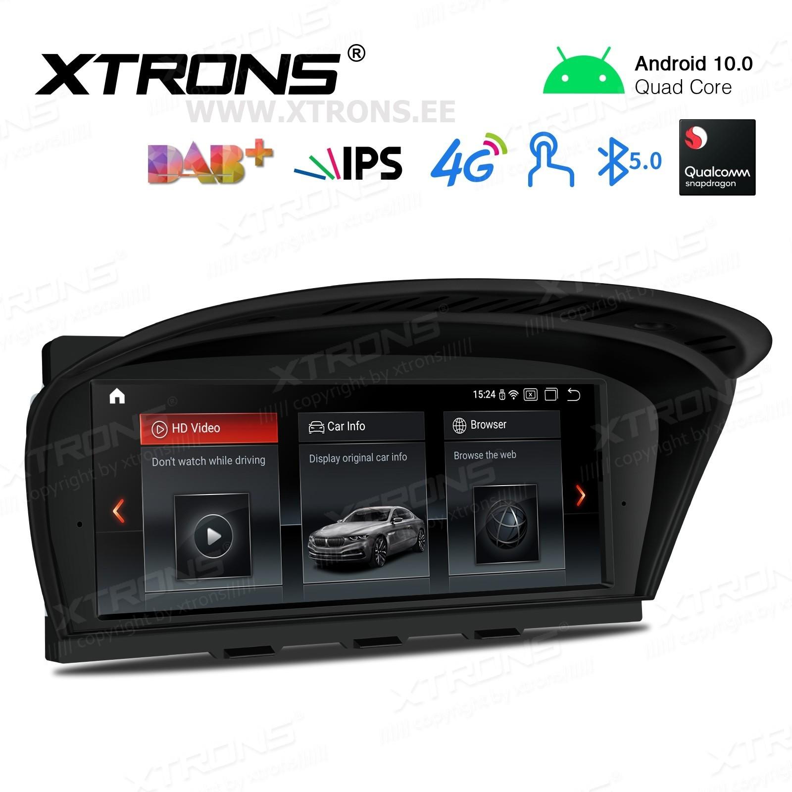 XTRONS QCB8060CC