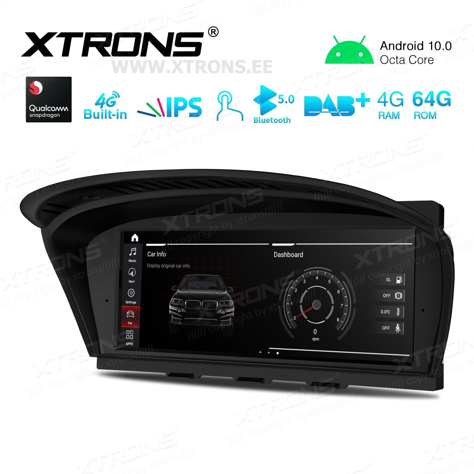 XTRONS QB8060CC
