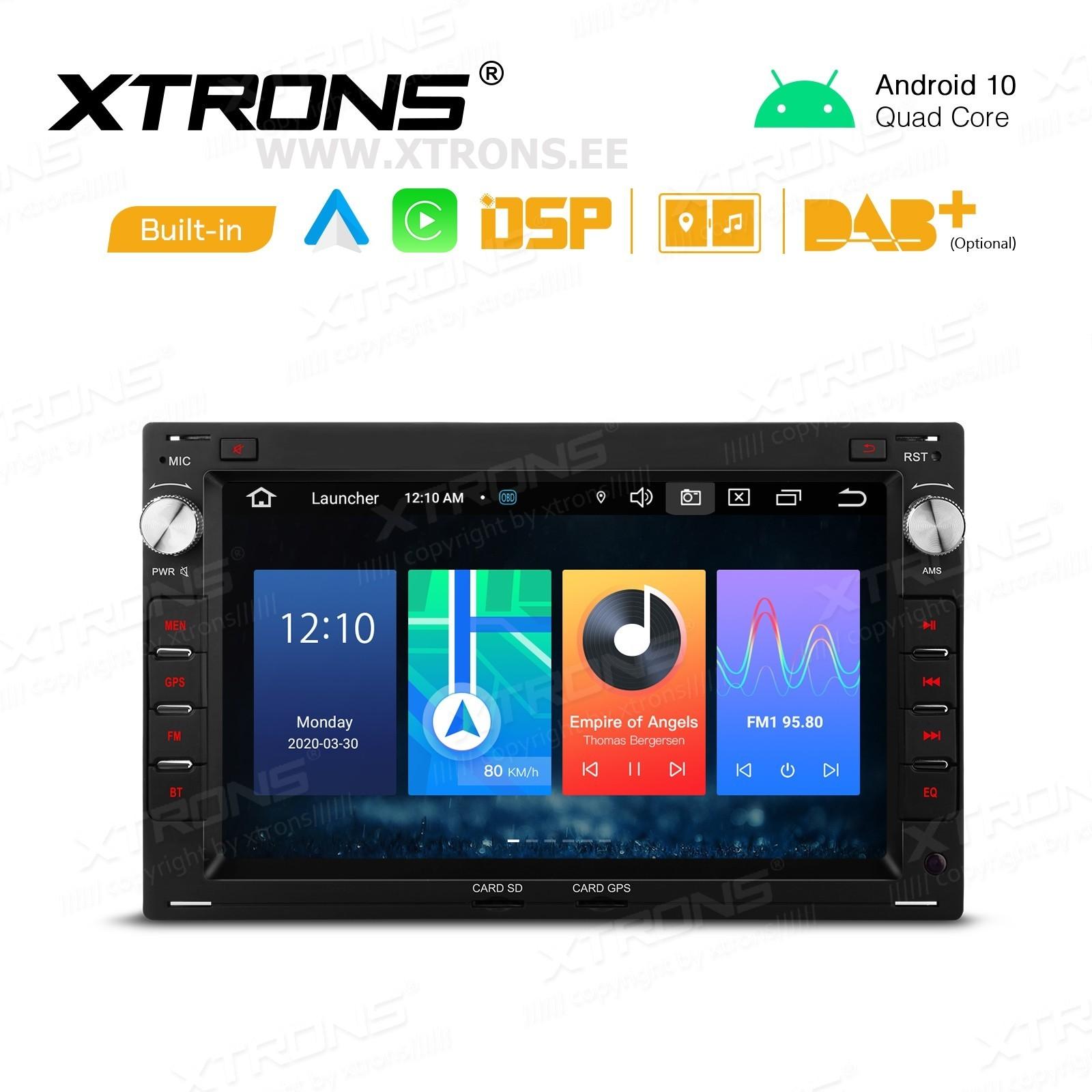 XTRONS PSF70MTWL