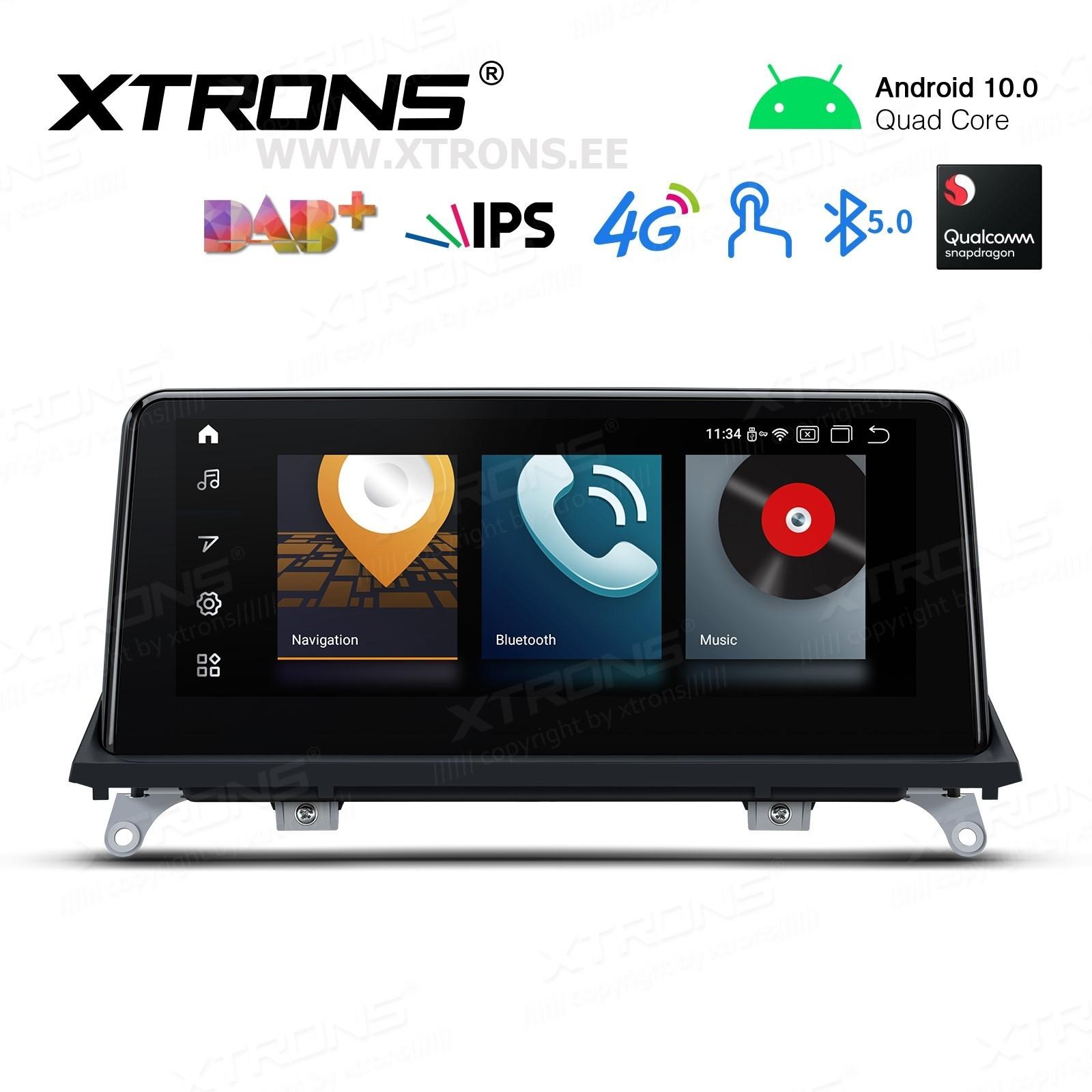 XTRONS QCB10X5CI