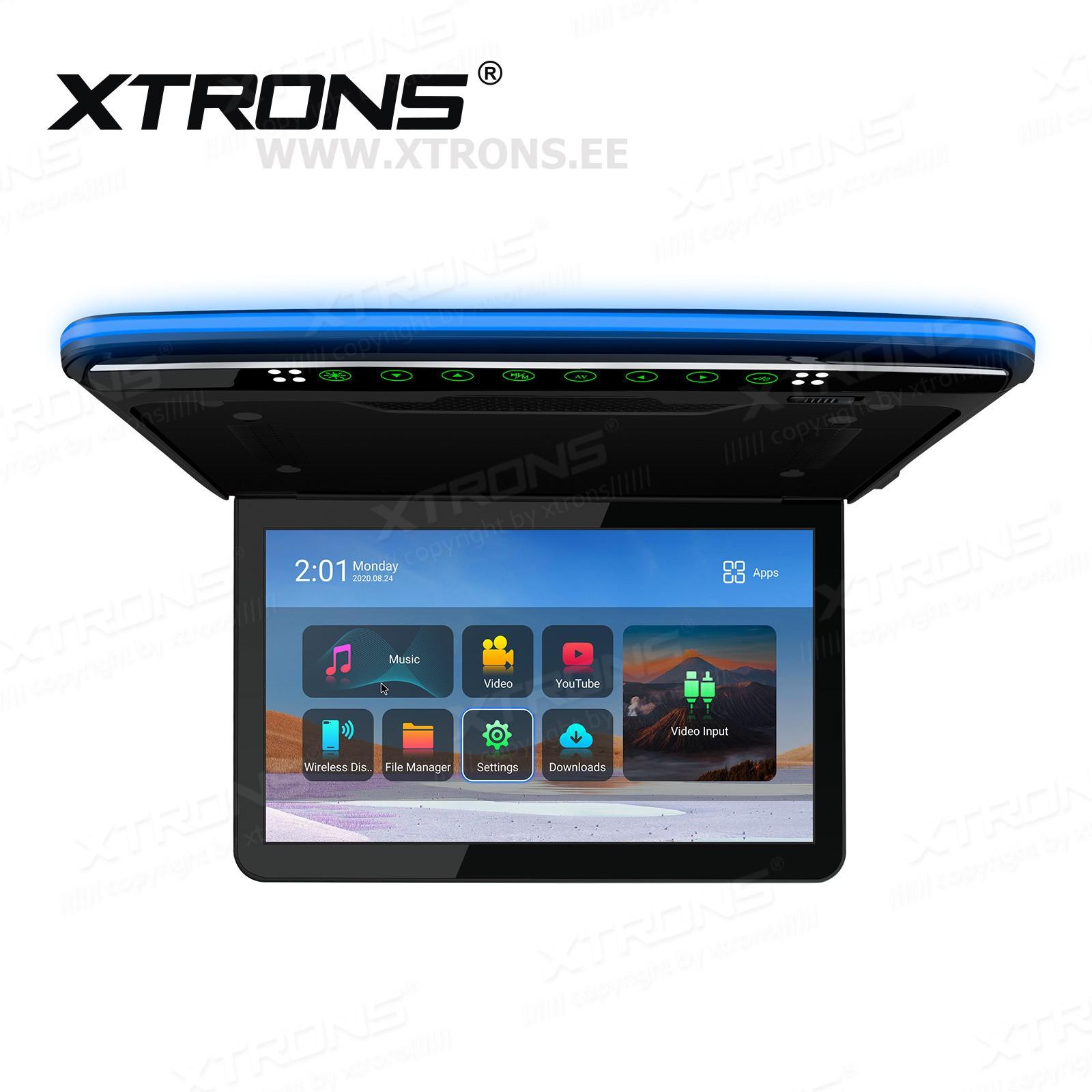 XTRONS CM136A