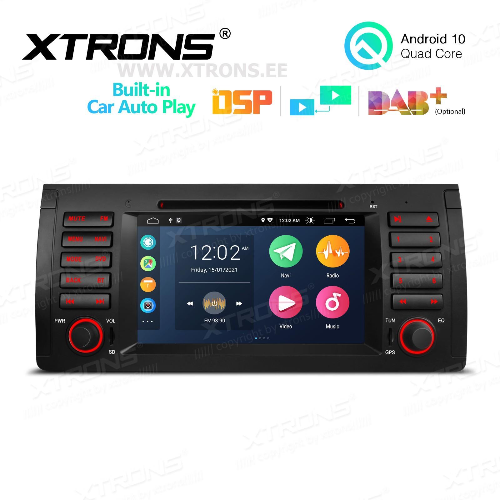 XTRONS PSA7053B