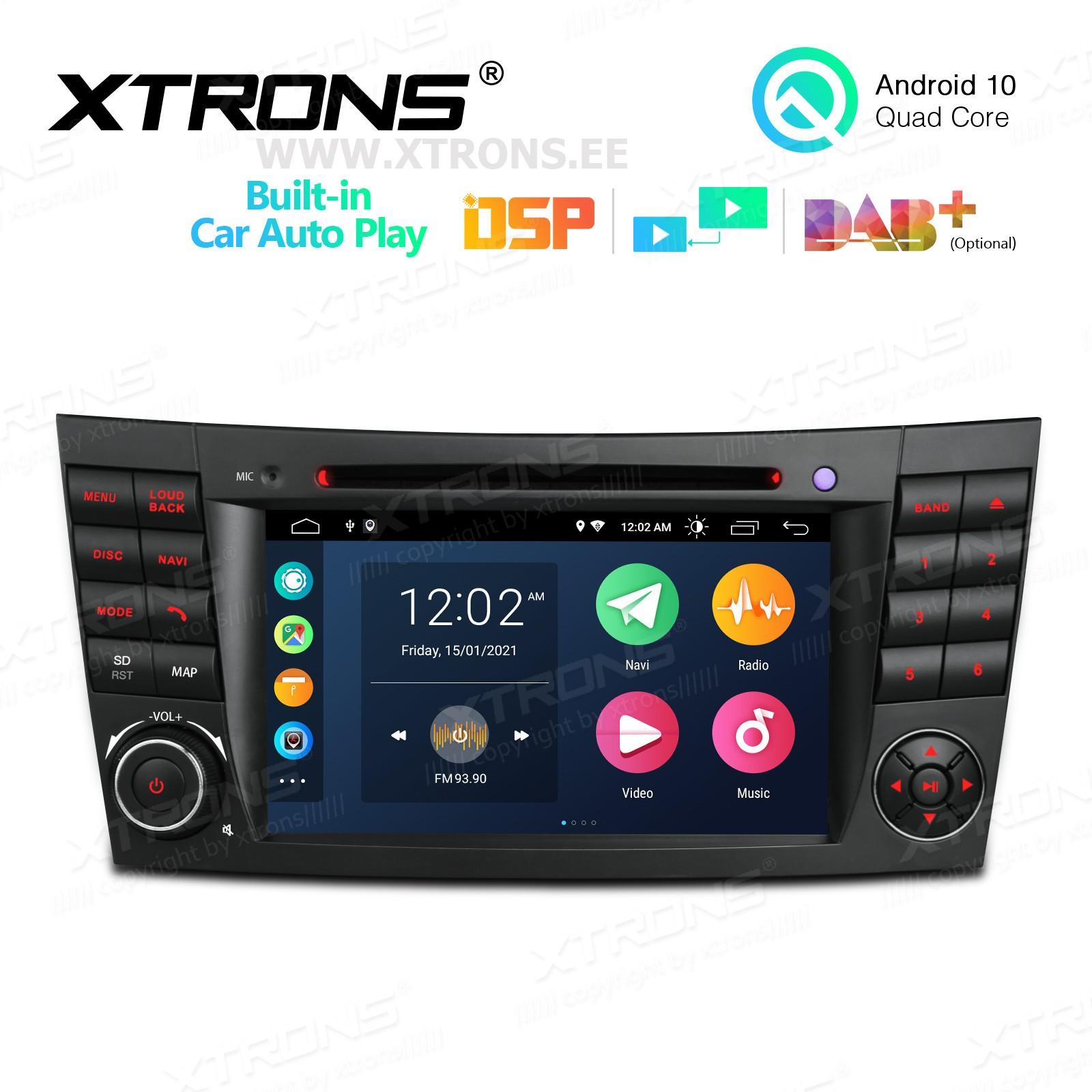 XTRONS PSA70M211