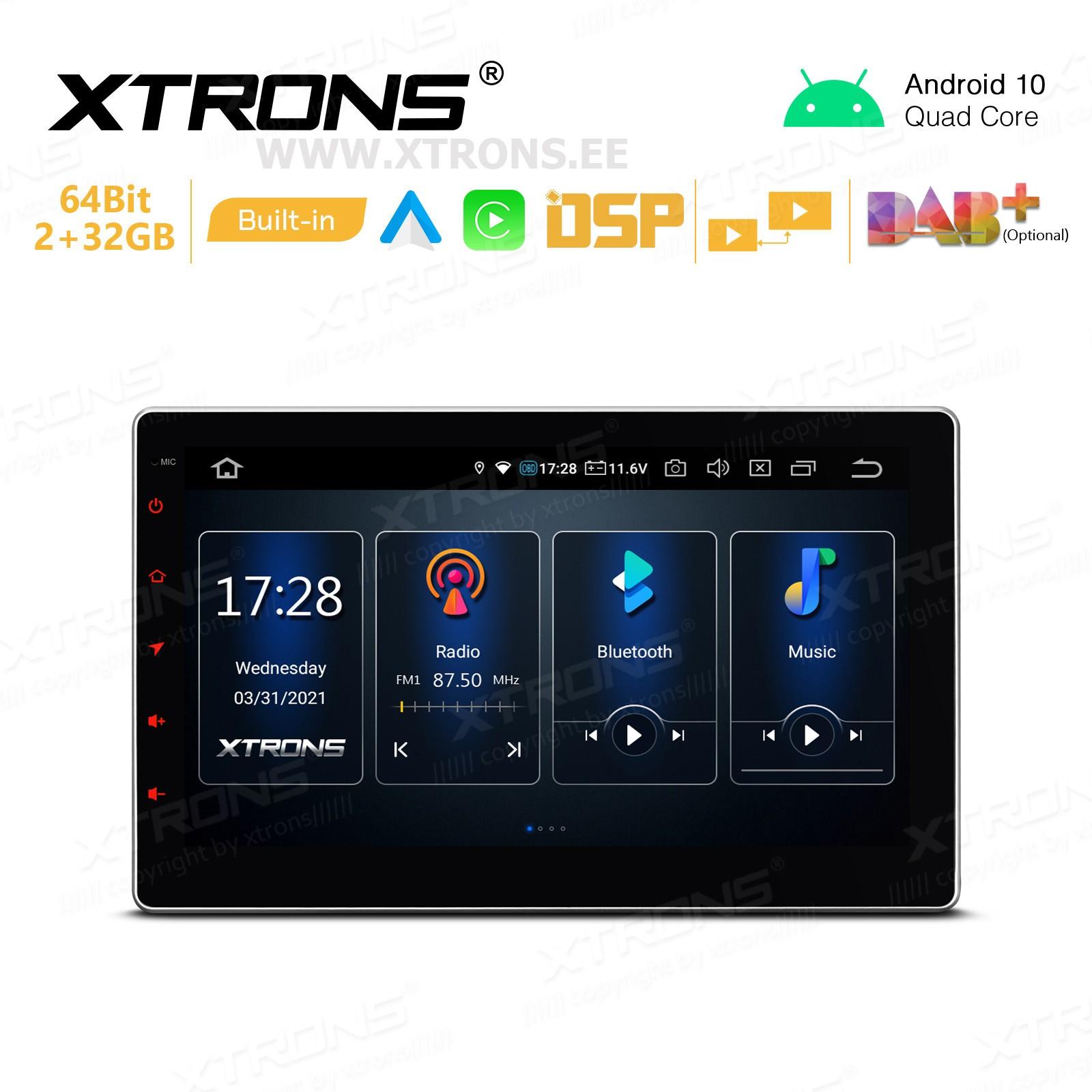 XTRONS TSN100L