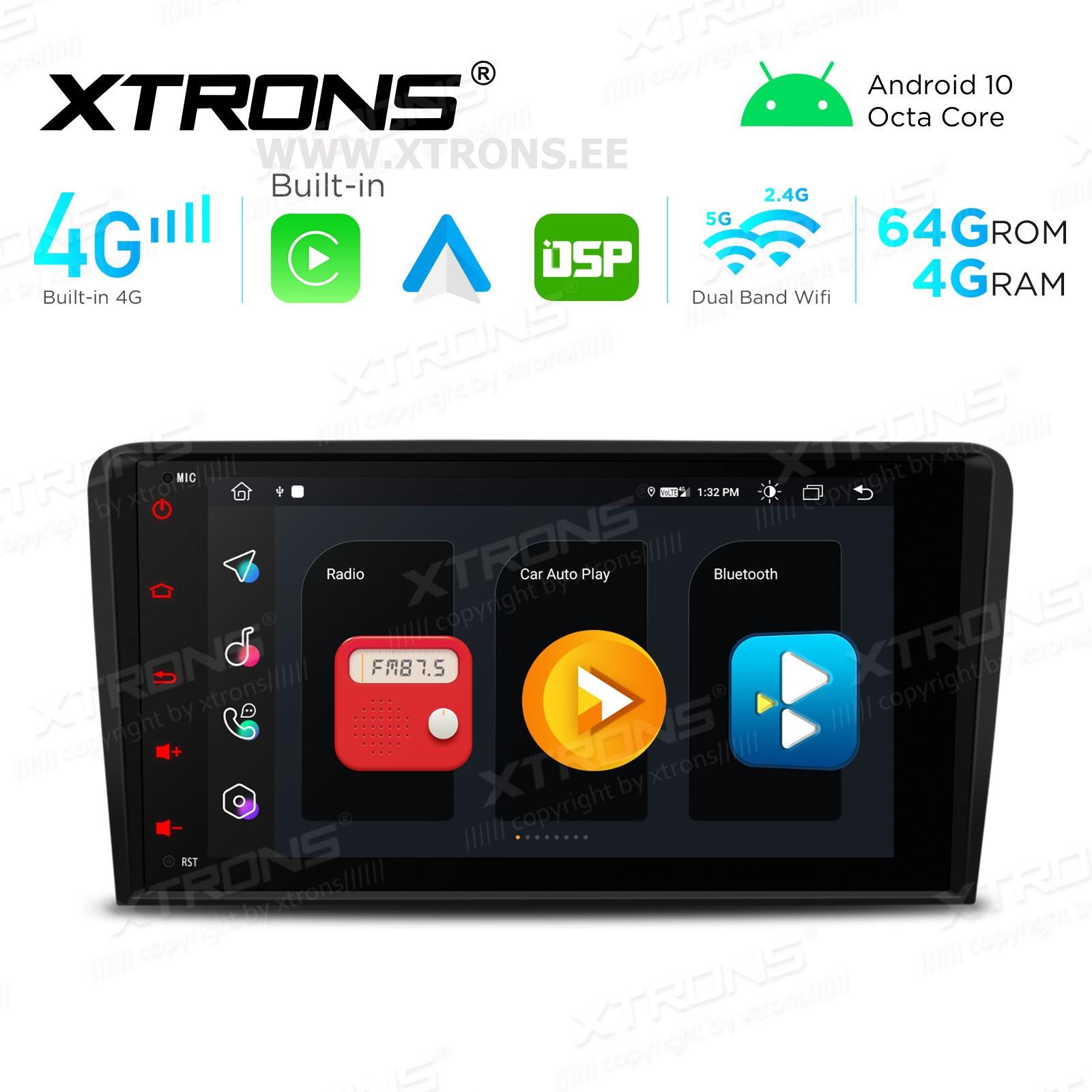 XTRONS MA80A3AL