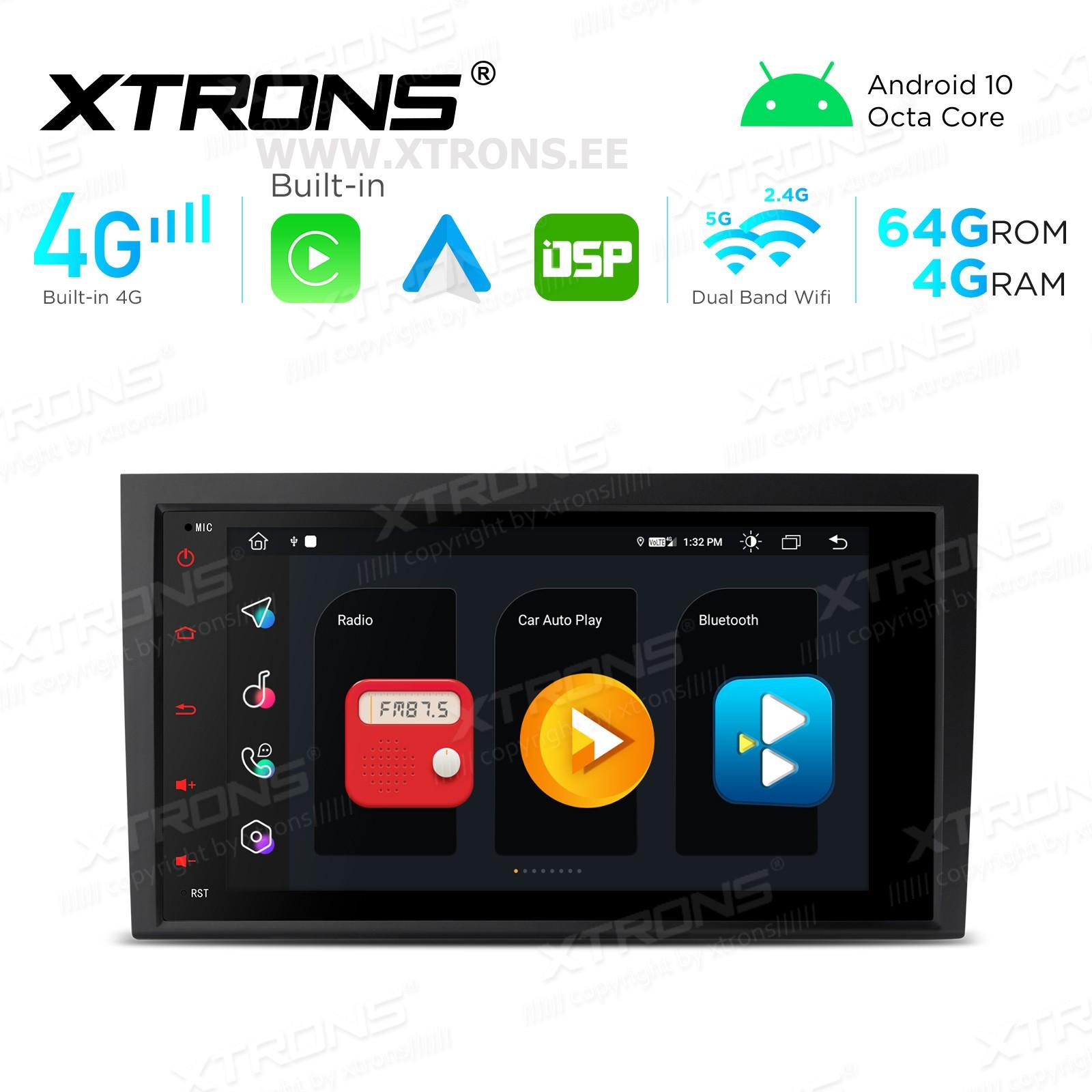 XTRONS MA80A4AL