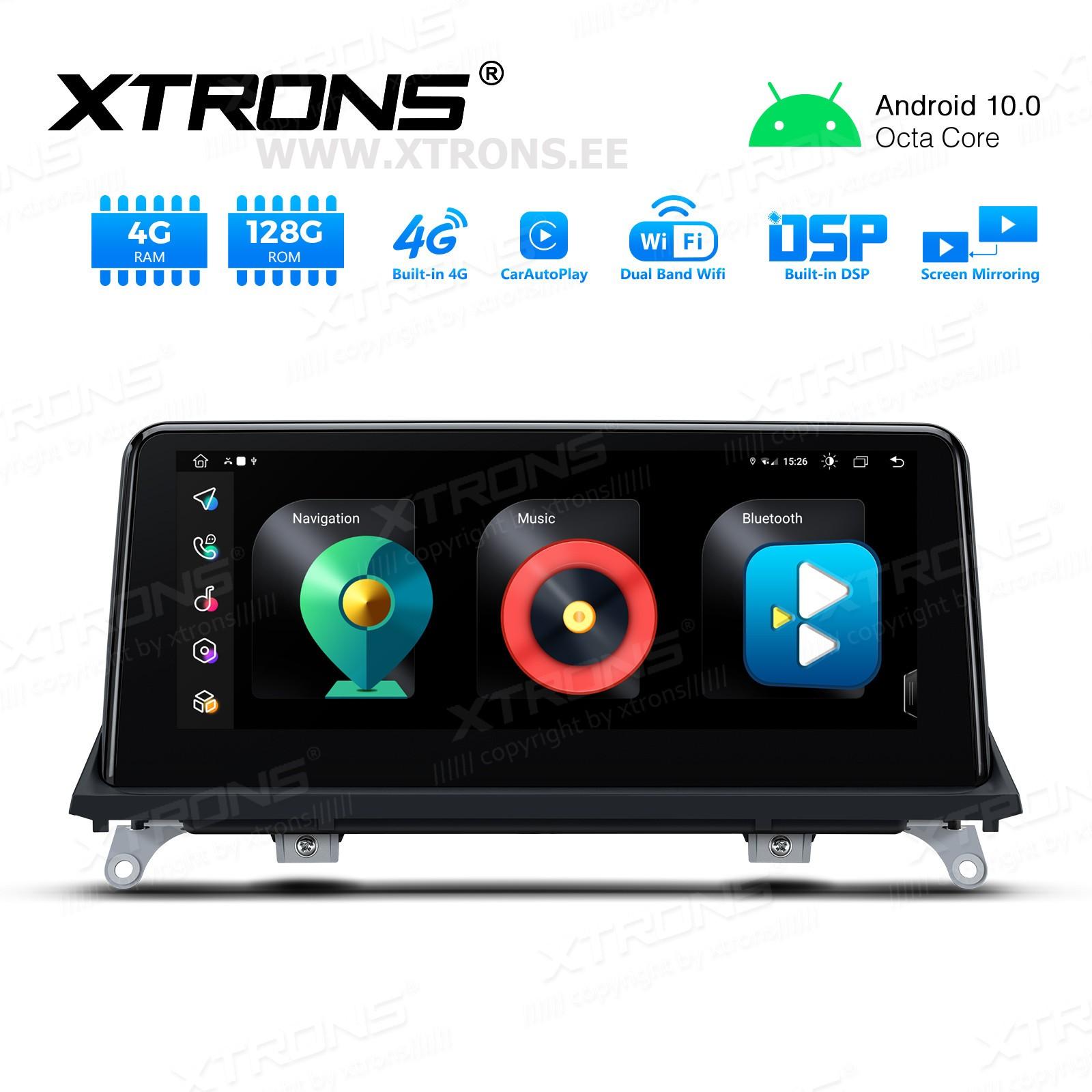 XTRONS QFB10X5CC