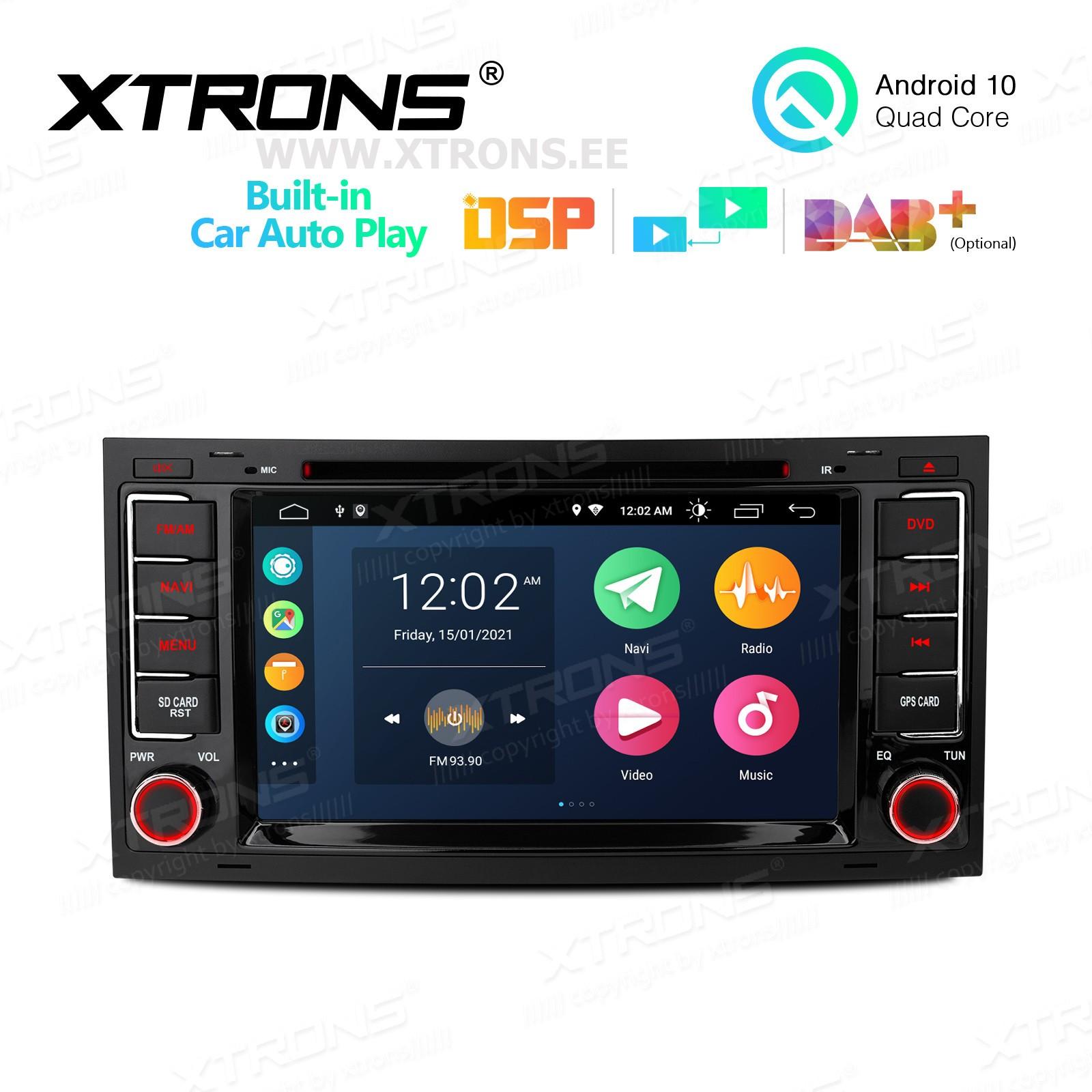 XTRONS PSA70TRV