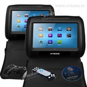 XTRONS HD908TTB