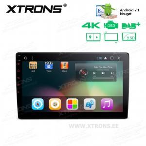 XTRONS TR100