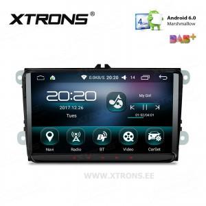 XTRONS PS96MTVL
