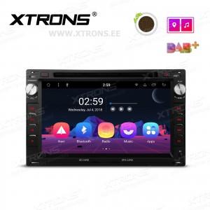 XTRONS PR78MTW