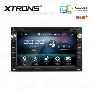 XTRONS PS76MW
