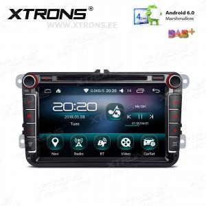 XTRONS PS86UNV