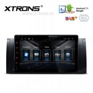 XTRONS PCD9753BL