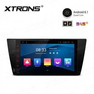 XTRONS PC9890BL