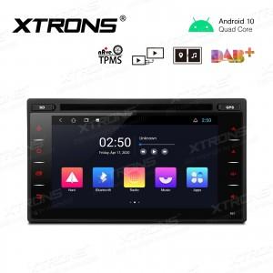 XTRONS TCD601