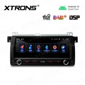 XTRONS PSD8046BL