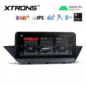 XTRONS QCB10X1UN