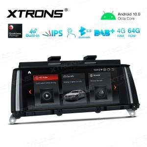 XTRONS QB80X3NB